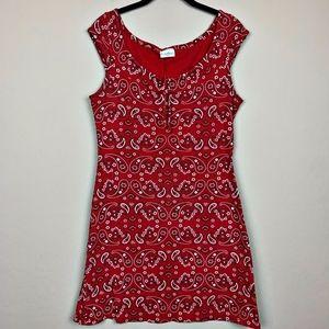 FINESSE USA Bandana print Dress